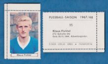 Schalke 04 Klaus Fichtel West Germany
